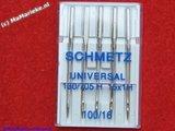 Schmetz naaimachine naalden universeel_