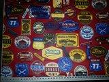 Red vintage Garage_
