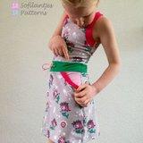 Mantica tuniek en jurk_