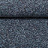 Pixel - felblauw donkergrijs_