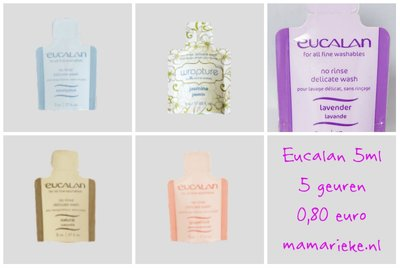 Eucalan 5ml verpakking