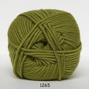 Extrafine merino 150 - mos groen 1265