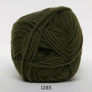 Extrafine merino 150 - donker groen 1285