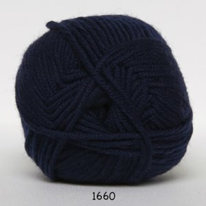 Extrafine merino 150 - donker blauw 1660