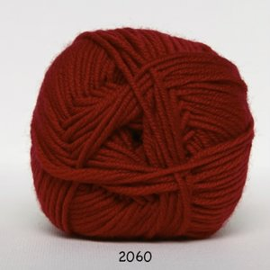 Extrafine merino 150 - rood 2060