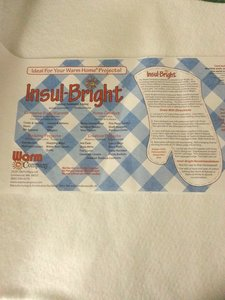 Insul bright, per 50cm