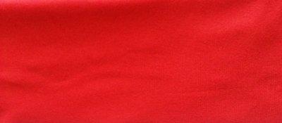Tricot uni - rood