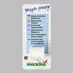 Wash away Madeira, water oplosbaar rijggaren