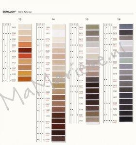 Seralon bruin-beige-grijs-zwart tinten