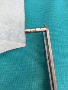 Naadtoeslag magneten