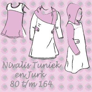 Nivalis tuniek en jurk