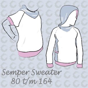 Semper sweater unisex