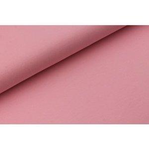 Tricot uni - roze