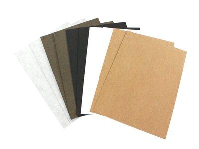 SnapPap - vegan leather - voordeelpakket