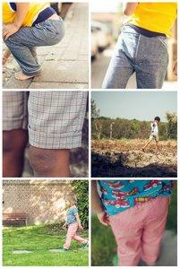 Cisse - tieners-  rechte smalle broek