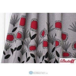 Veldbloemen- paneel - Lillestoff
