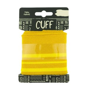 Cuff - oker/geel