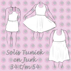 Solis jurk voor dames