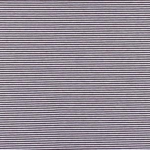mini streep donker grijs wit