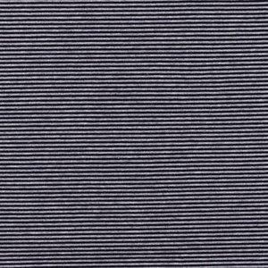 mini streep zwart - donker grijs