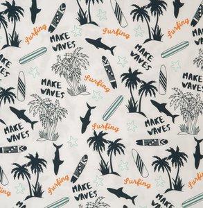 Make waves - wit