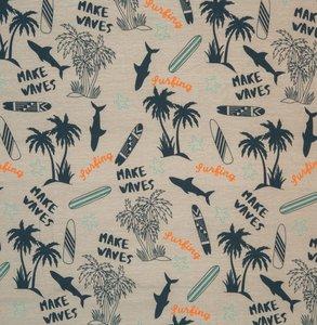 Make waves - grijs