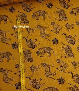 Singa Tiger - french terry/sweat