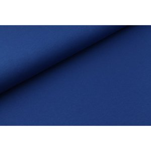 french terry uni kobalt