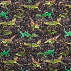 Lizard tricot digitaal