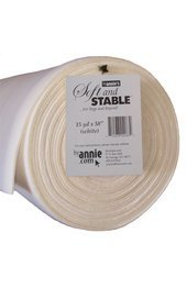 ByAnnie's Soft and Stable, coupon 9, ca 123cm * 18 cm
